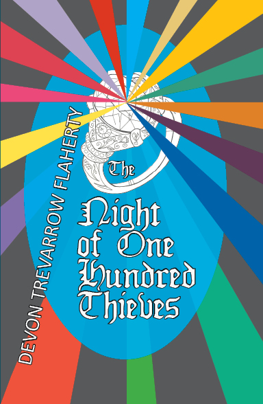 the night of the hundred thieves - cover 24-10-14
