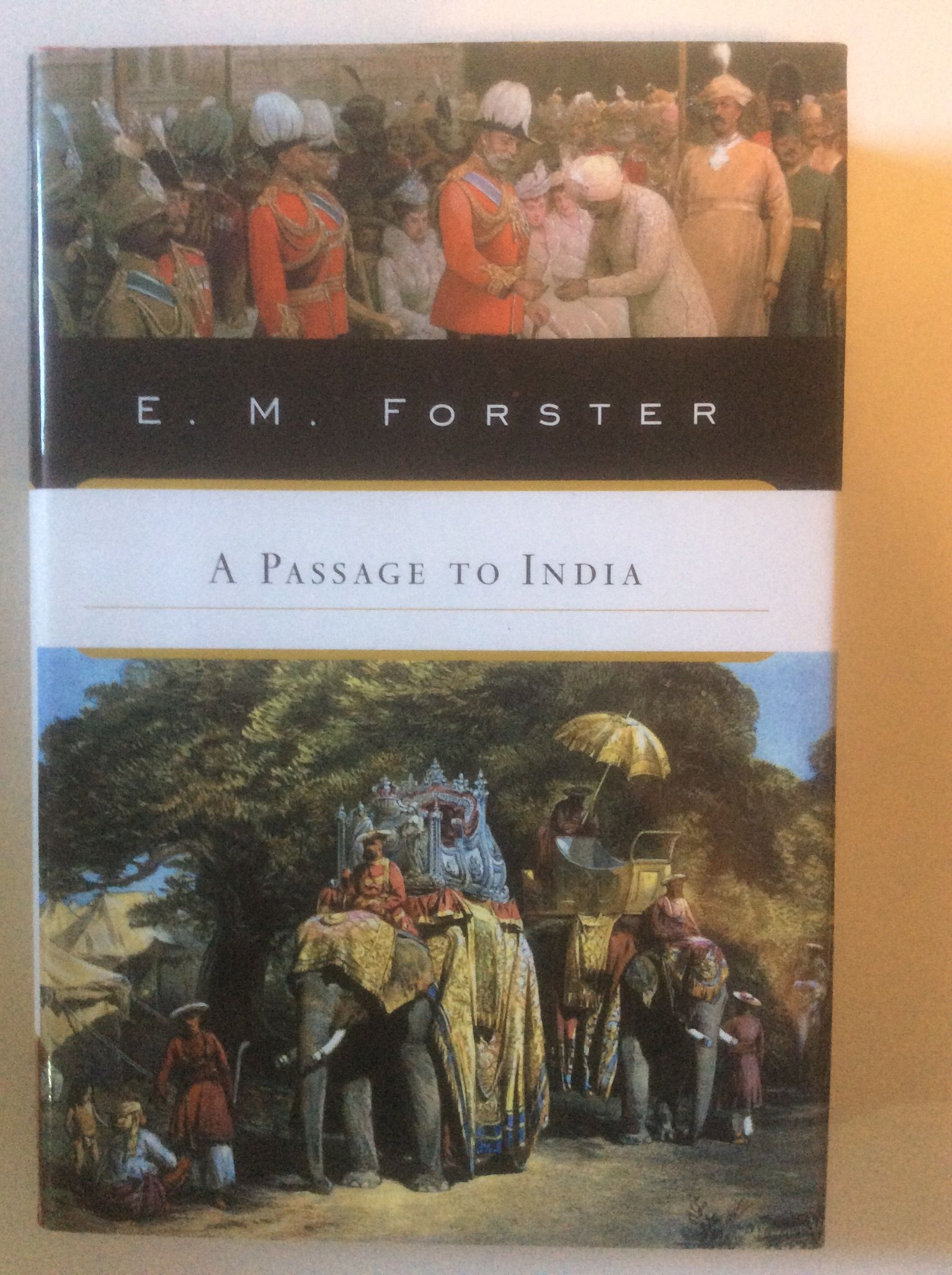 a cultural misunderstanding in the novel a passage to india by em forester 3 introduction the novel a passage to india, written by em forster in 1924, was chosen as one of the 100 great works ever written in english literature by the modern library, and won the.